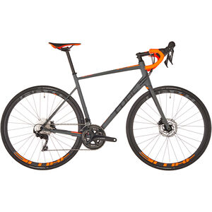 Cube Attain SL Disc Grey'n'Orange bei fahrrad.de Online