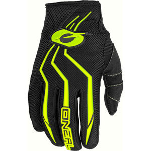 ONeal Element Gloves neon yellow
