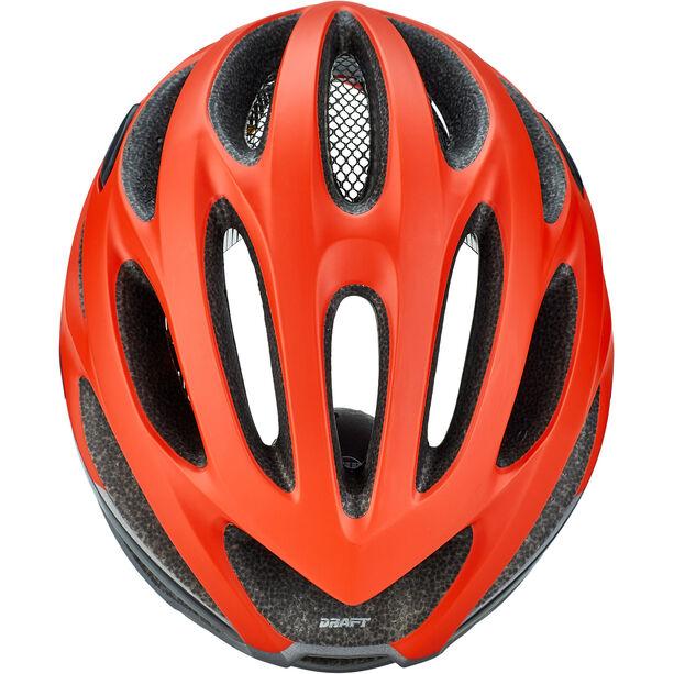 Bell Draft MIPS Helmet speed matte crimson/black/gunmetal