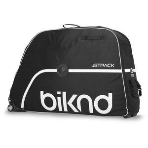 Biknd Jetpack Fahrradtransporttasche schwarz schwarz