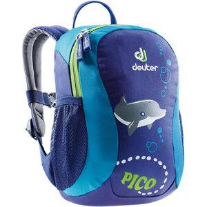 Deuter Pico Backpack 5l Kinder indigo-turquoise indigo-turquoise