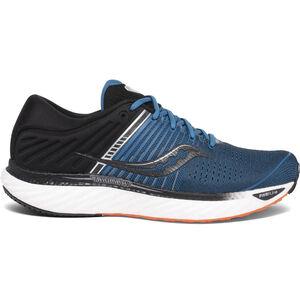 saucony Triumph 17 Shoes Men blue/black blue/black