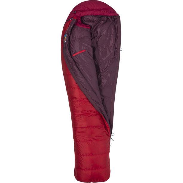 Marmot Always Summer Sleeping Bag regular team red/sienna red