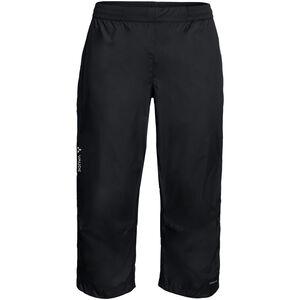 VAUDE Drop 3/4 Pants Herren black black