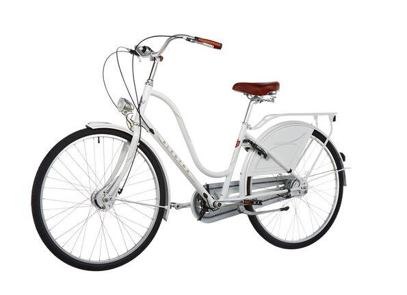 Electra Amsterdam Royal 8i Damen pearl white