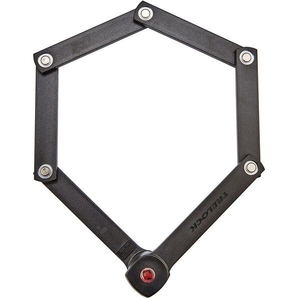 Trelock FS 300 Manufaktur Faltschloss schwarz