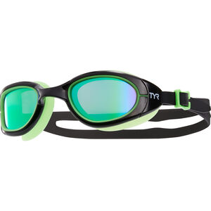 TYR Special Ops 2.0 Goggles Polarized Herren green/black green/black