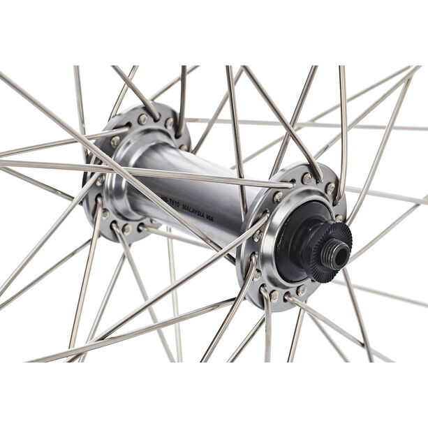 Mavic XM 117 Vorderrad 26x1.75 Deore silber