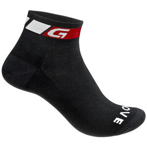 GripGrab Classic Low Cut Socks black black