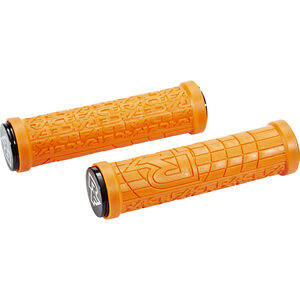Race Face Grippler Lock-On Griffe orange orange