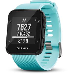 Garmin Forerunner 35 GPS Laufuhr frostblau