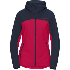 VAUDE Moab Jacket Damen crimson red crimson red