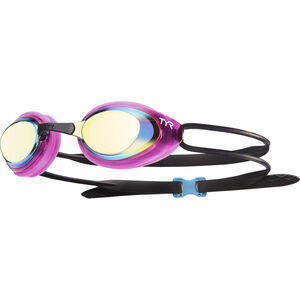 TYR Black Hawk Racing Polarized Goggles Damen gold/pink/black gold/pink/black
