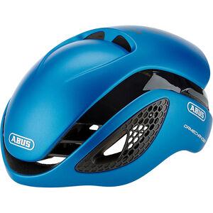 ABUS GameChanger Aero Helmet steel blue steel blue