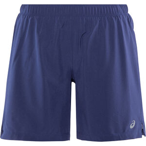"asics 7"" Shorts Damen indigo blue indigo blue"