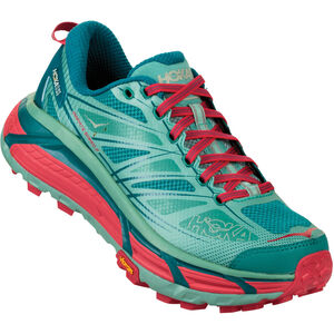 Hoka One One Mafate Speed 2 Running Shoes Damen canton/green-blue slate canton/green-blue slate