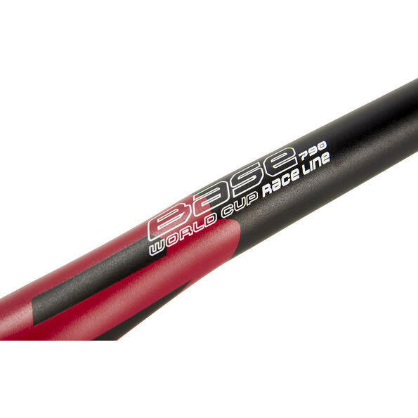 Reverse Base Lenker 790mm Ø31,8mm schwarz/rot