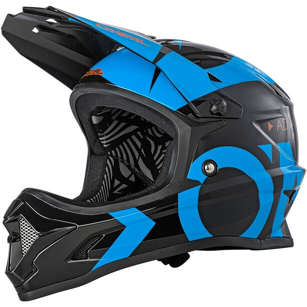 O'Neal Backflip Helm Slick black/blue