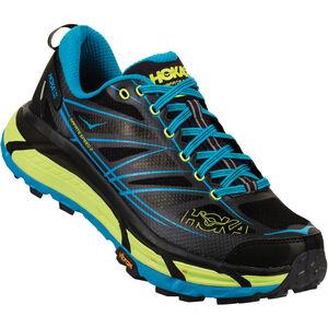 Hoka One One Mafate Speed 2 Running Shoes Herren nine iron/black nine iron/black