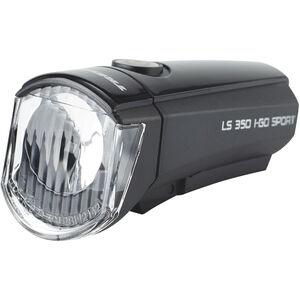 Trelock LS 350 I-GO Frontscheinwerfer schwarz schwarz