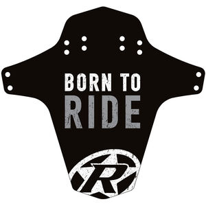 Reverse Born to Ride Schutzblech grau grau