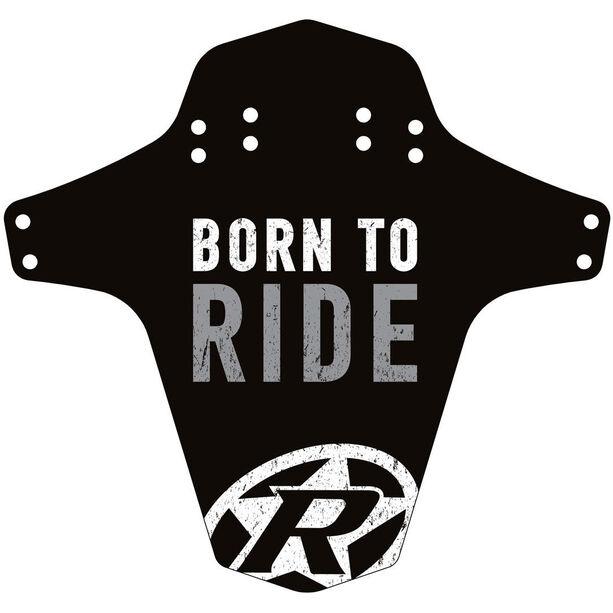 Reverse Born to Ride Schutzblech grau