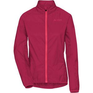 VAUDE Air III Jacket Women crimson red