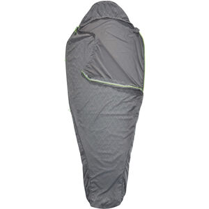 Therm-a-Rest SleepLiner Sleeping Bag Small grey bei fahrrad.de Online