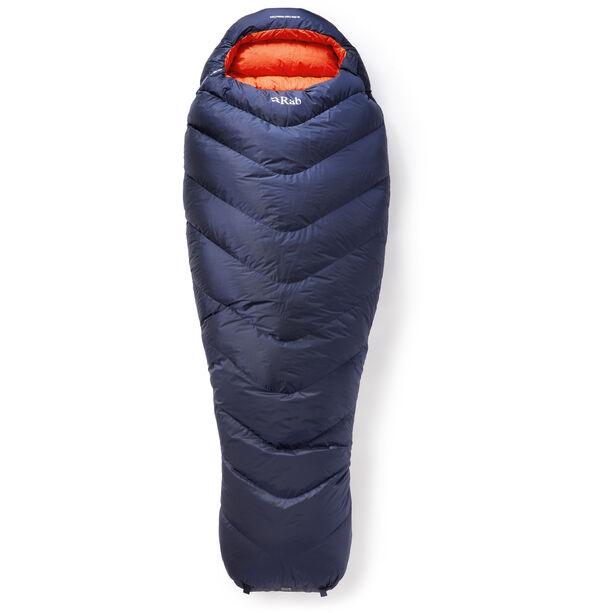 Rab Neutrino Pro 600 Sleeping Bag XL Herren ebony