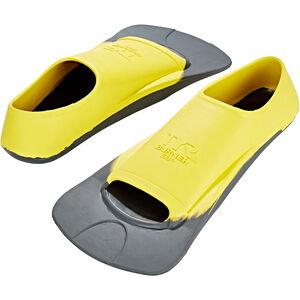 TYR Burner EBP Fins M yellow yellow