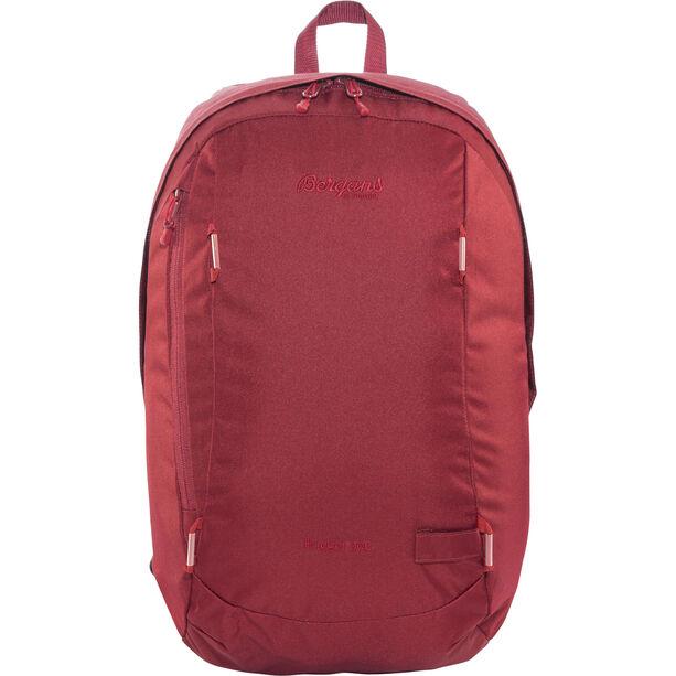Bergans Hugger 30 L Rucksack burgundy/red
