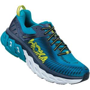 Hoka One One Arahi 2 Running Shoes Men caribbean sea/dress blue bei fahrrad.de Online