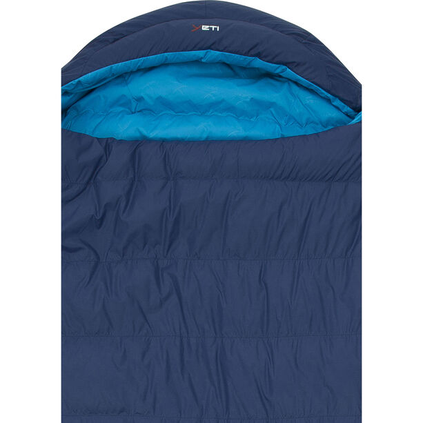 Yeti Tension Mummy 500 Sleeping Bag M royal blue/methyl blue