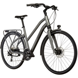 2. Wahl Ghost 2. Wahl: Square Trekking 8 Miss urban gray/black bei fahrrad.de Online