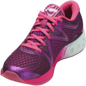 asics Noosa FF Shoes Damen prune/glacier sea/rouge red prune/glacier sea/rouge red