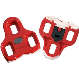Look Kéo ARC Pedalplatten rot rot