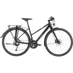 Cube Travel Sport Trapez Black'n'Blue bei fahrrad.de Online