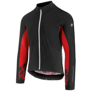 assos Mille GT Spring Fall Jacket national red national red