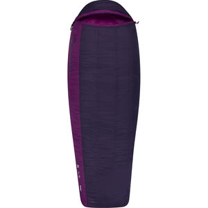 Sea to Summit Quest QuII Sleeping Bag Long Damen blackberry/grape blackberry/grape