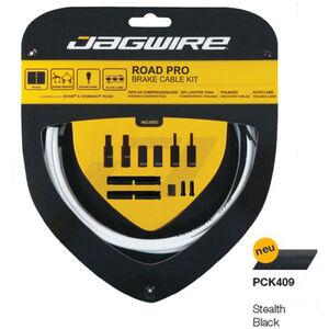 Jagwire Road Pro Bremszugset stealth black stealth black