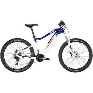 HAIBIKE SDURO HardSeven 5.0 weiß/blau/orange bei fahrrad.de Online