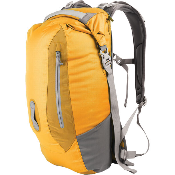 Sea to Summit Rapid Drypack 26l yellow