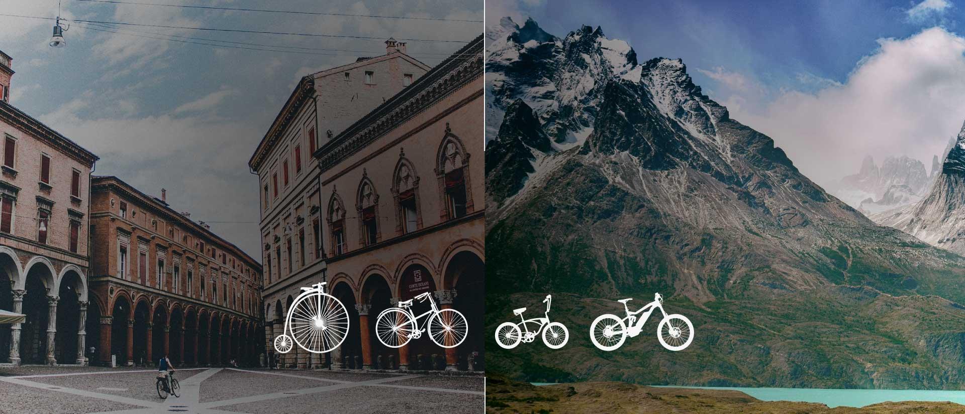 Die Entwicklung des Fahrrads