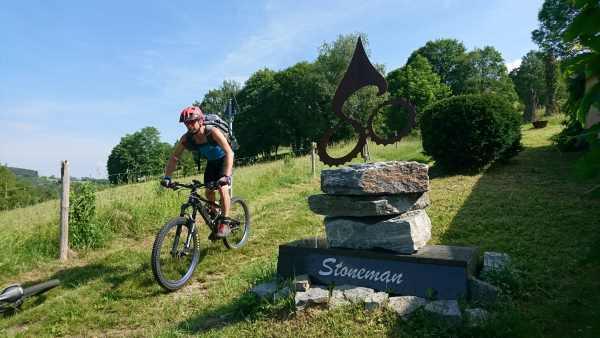 Stoneman Symbol - Erzgebirge