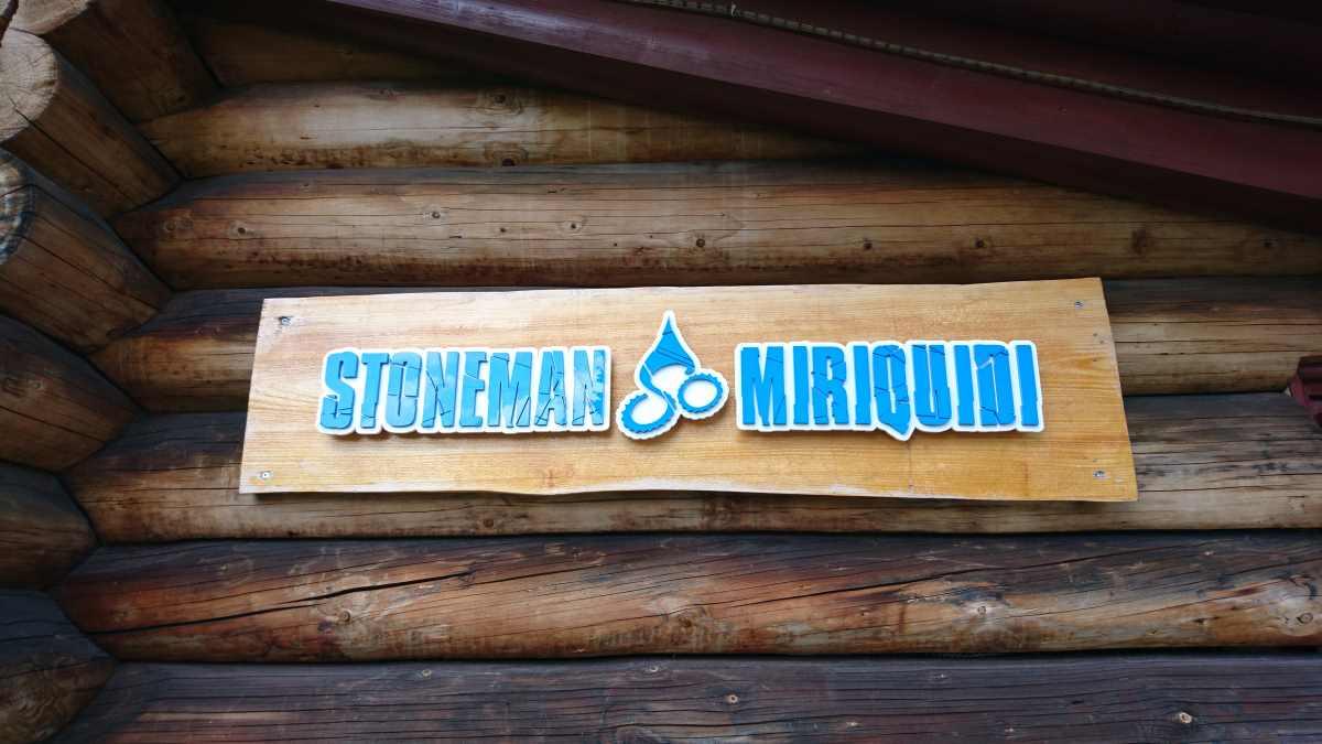 Stoneman Miriquidi im Erzgebirge