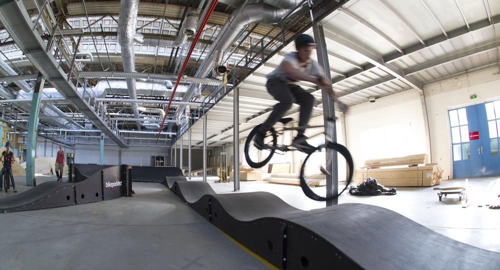 TOP Indoor Bikeparks