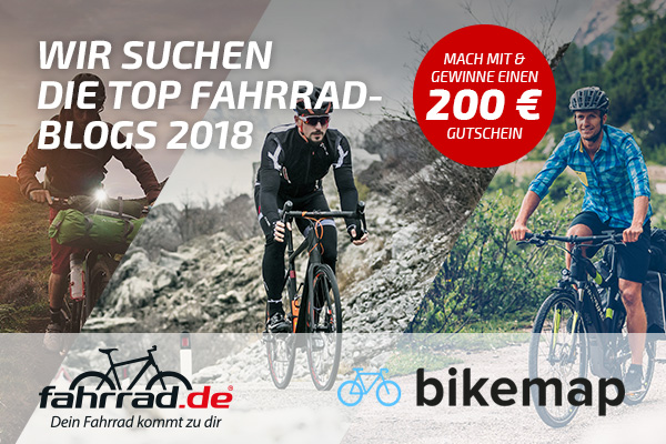 Top Fahrrad-Blogs der Kategorie Allrounder