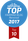 Top Fahrrad-Blog Top 10 Kategorie Rennrad
