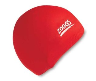 Zoggs Badekappe in Rot