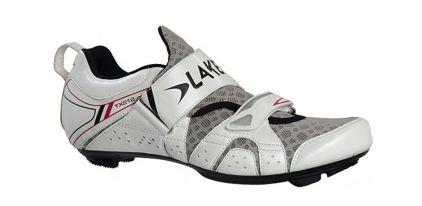 Damen Rennrad Schuh mit Klettverschluss